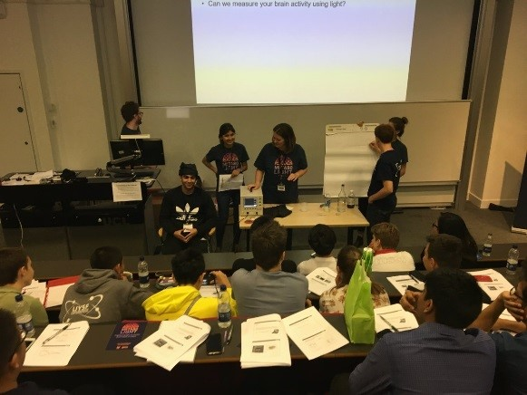 London International Youth Science Forum (LIYSF) Workshop thumbnail