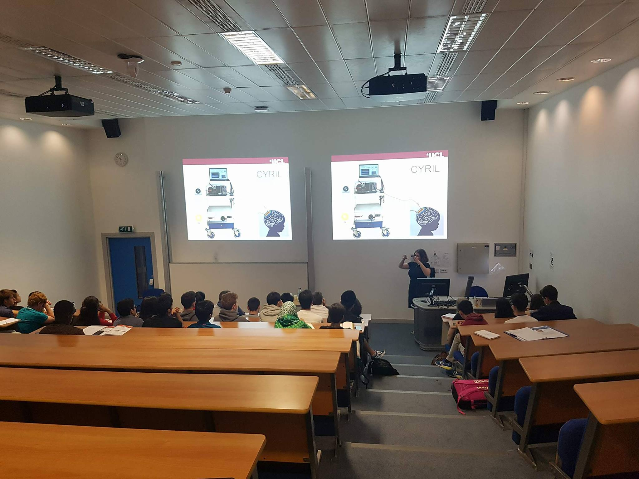 London International Youth Science Forum (LIYSF) Specialist Lecture thumbnail