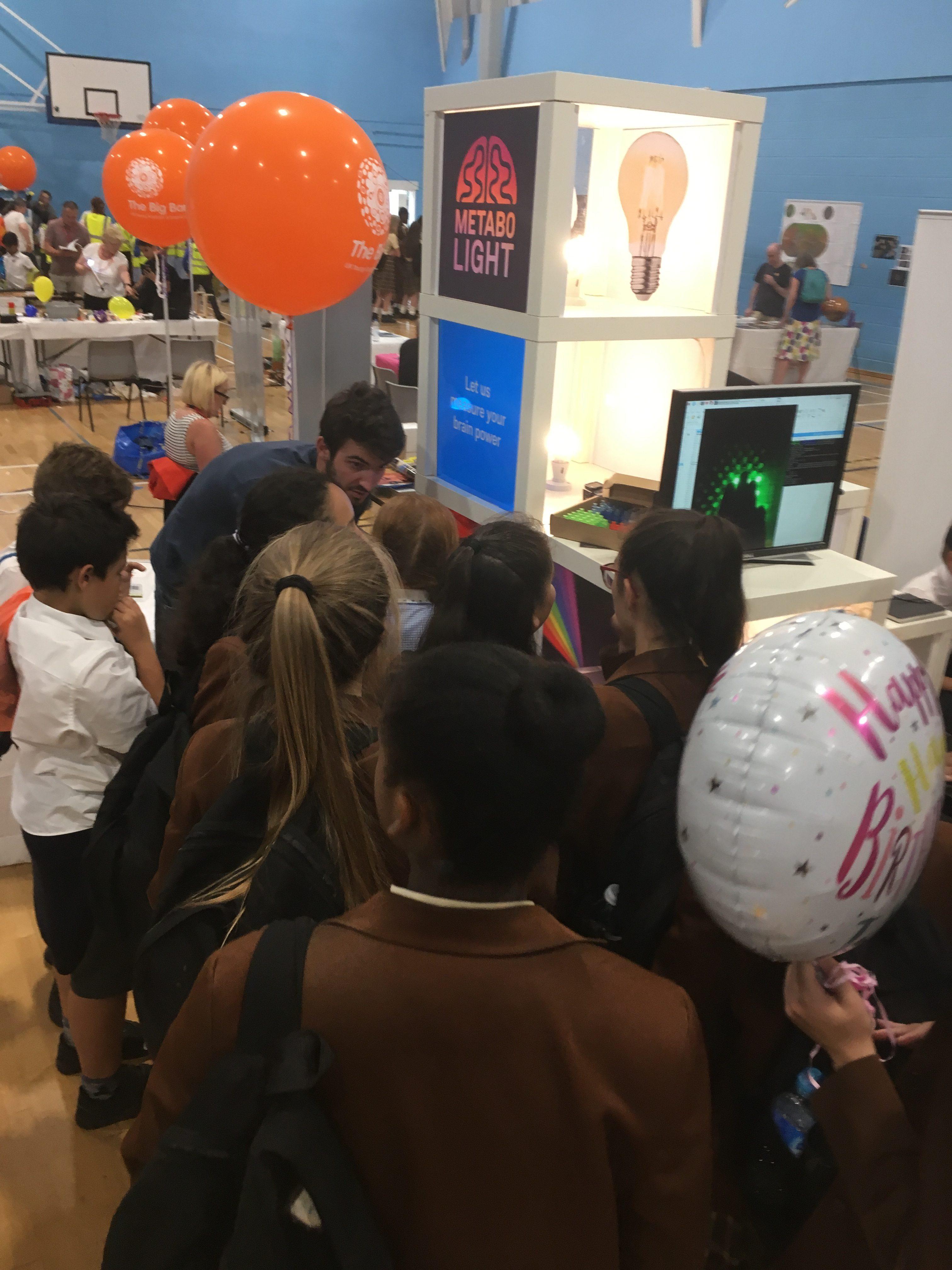 London Regional Big Bang Fair at Sutton Grammar School thumbnail