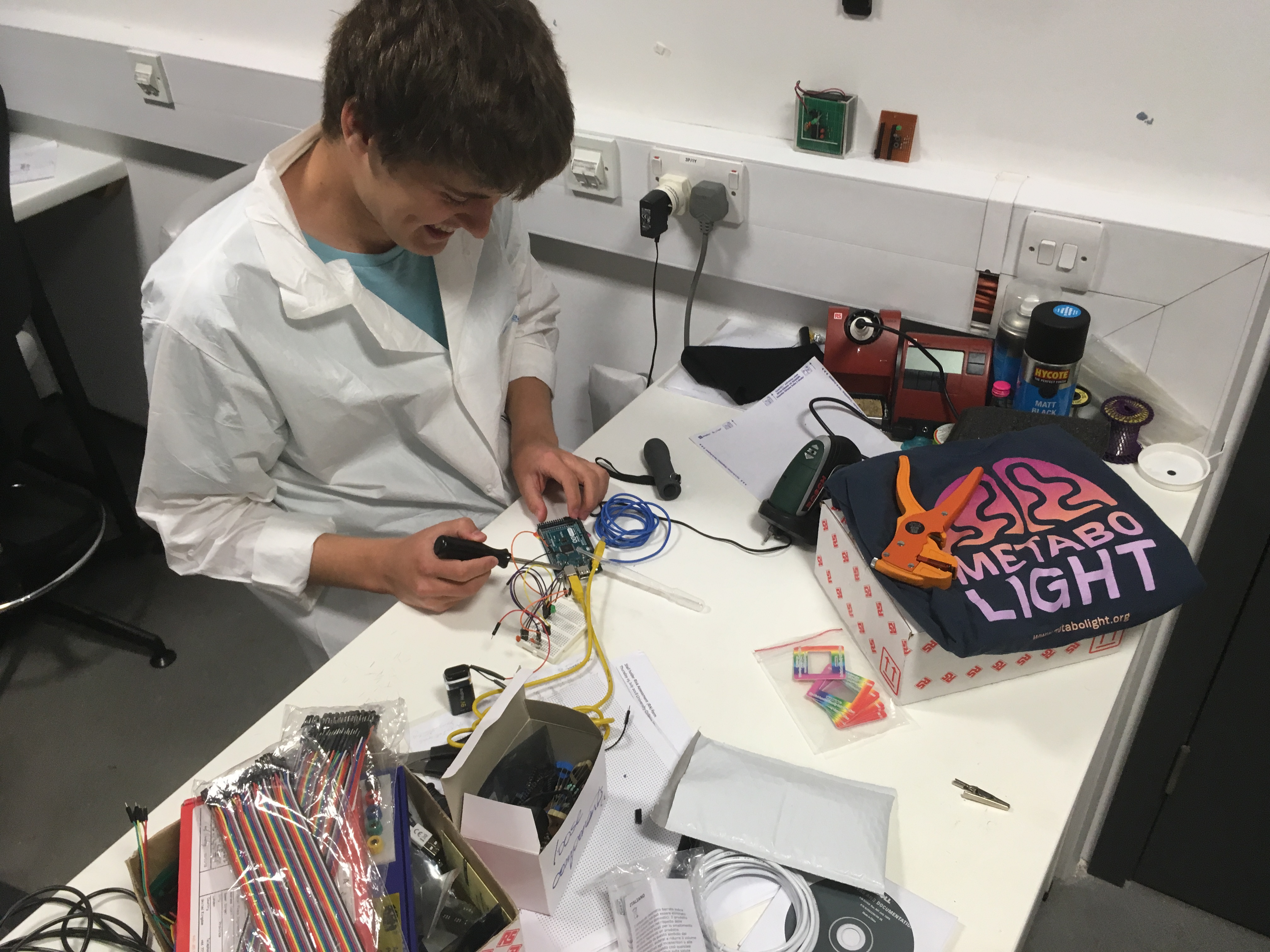 Max Burgess: An A-Level student's one week research secondment with the MetaboLight team thumbnail