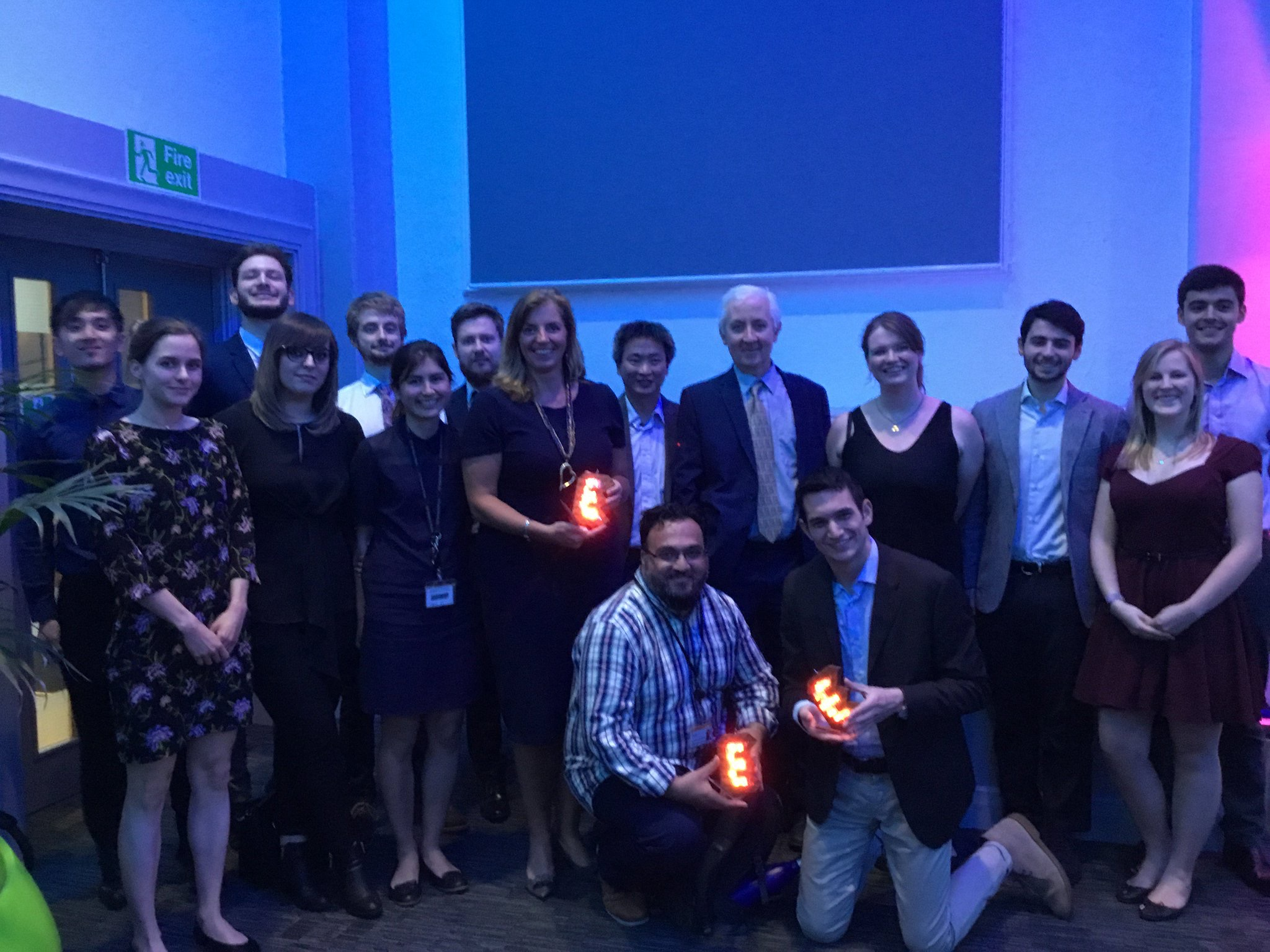 MetaboLight awarded Best Research Group prize at Provost's Engineering Engagement Awards 2018 thumbnail