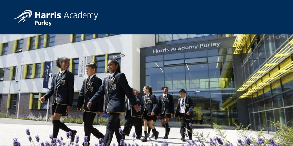 MetaboLight @ Harris Academy Purley thumbnail